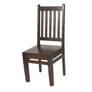 Solid Wood Dining Chair by MOTI Furniture