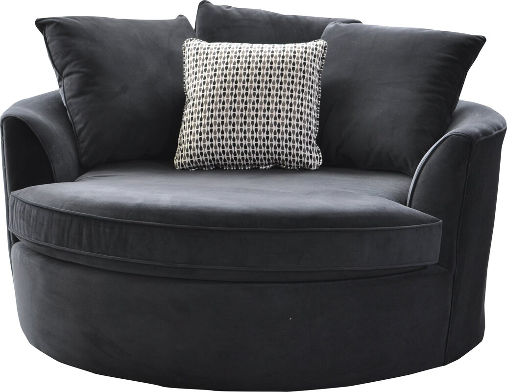 Cuddler Swivel Sofa ChairCuddler Sofa Chair Sofas Decoration