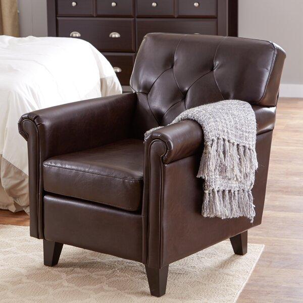 Charlton Home Bustamante Club Chair U0026 Reviews | Wayfair