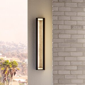 Mattix 4-Light Outdoor Flush Mount