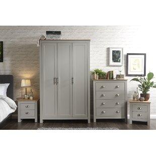 4 Piece Bedroom Furniture | Wayfair.co.uk