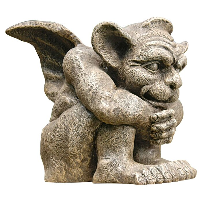 Design Toscano Emmett The Gargoyle Statue Amp Reviews Wayfair