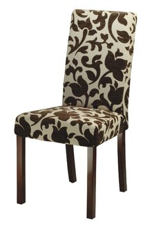 Side Chairs Can Have Upholstered Seats, But Are Generally Not Fully  Upholstered. Parsons