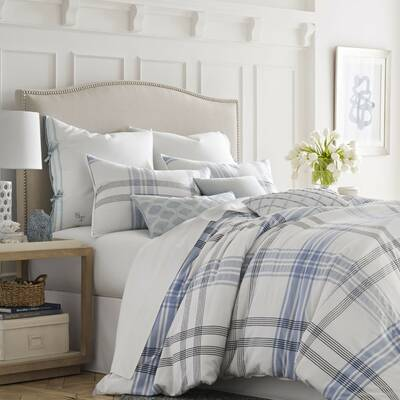 14e477f330cdf Surf Plaid Comforter Set   Reviews
