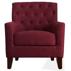 red accent chairs you'll love | wayfair
