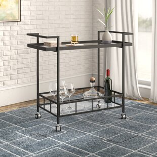Linde Indoor Bar Cart