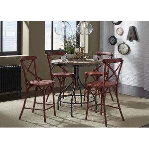 South Gate Pub Table Set by Trent Austin Design