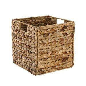 Water Hyacinth Storage Basket