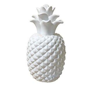 Porcelain Pineapple Night Light