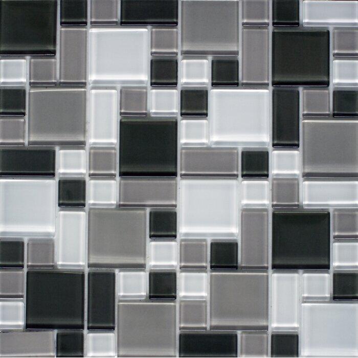 12 X Gl L Stick Mosaic