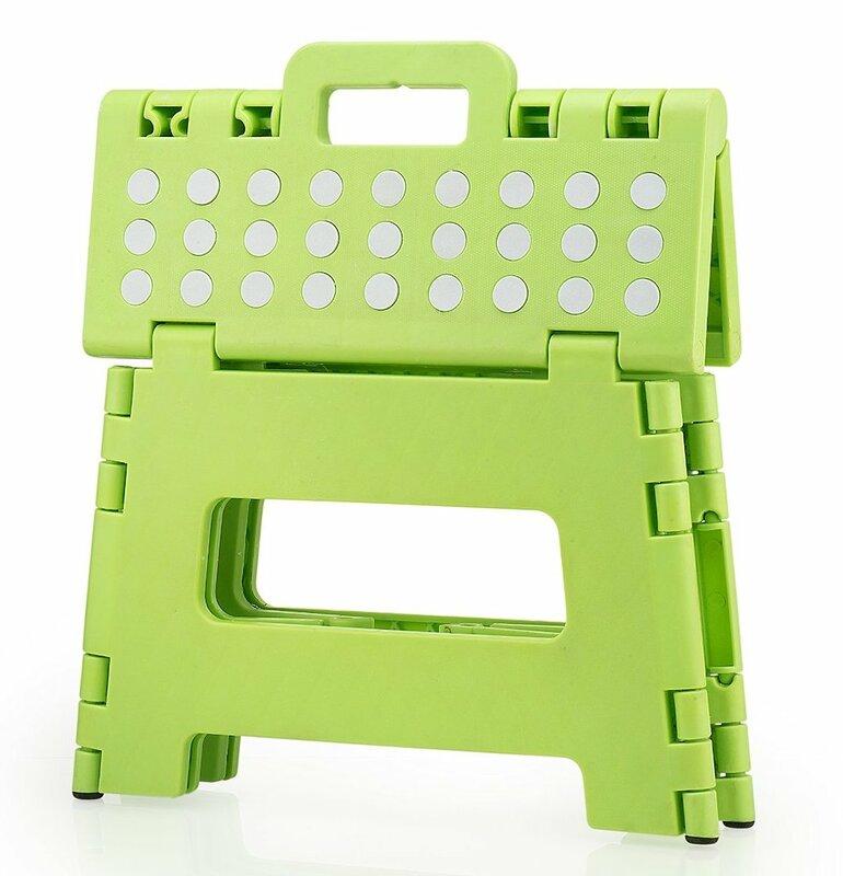 Imperial Home Handy Folding Step Stool Amp Reviews Wayfair Ca