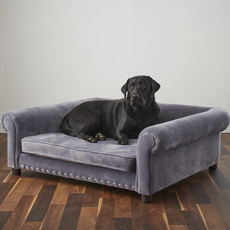 Enchanted Home Pet Jackson Dog Sofa Amp Reviews Wayfair