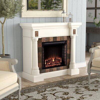 New Electric Fireplace with Media Storage
