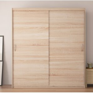 Zanders Armoire with Sliding Doors by Brayden Studio