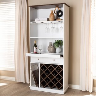 Baltasar Bar with Wine Storage