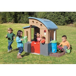 Playhouse. Go Green! Playhouse. By Little Tikes