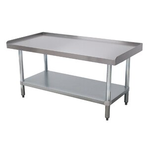 Economy Equipment Prep Table by Advance T..