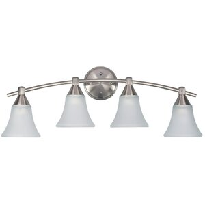Kimbrell 4-Light Vanity Light
