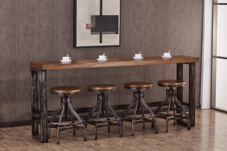 Charmant Williston Forge Wellman Pub Table