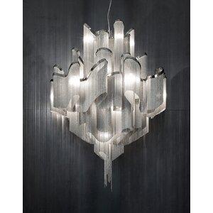 Stream 18-Light Lantern Pendant