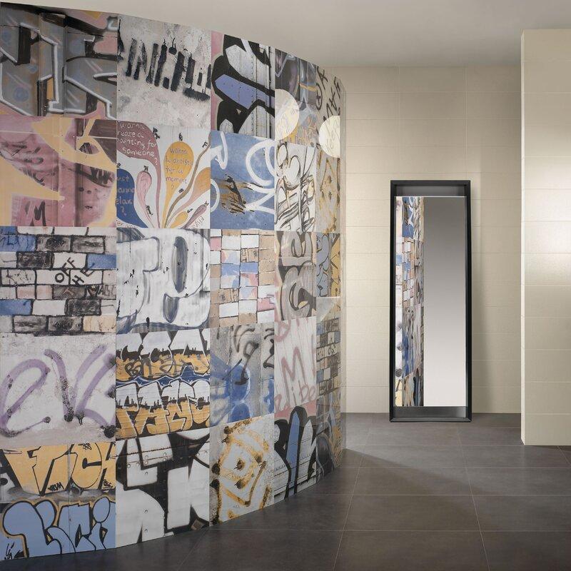 Graffiti Tiles
