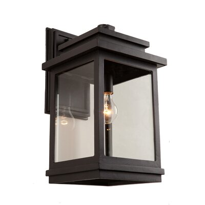 Laurel foundry modern farmhouse persil 1 light outdoor wall lantern persil 1 light outdoor wall lantern workwithnaturefo
