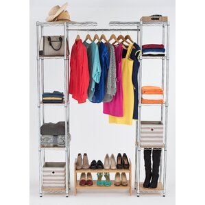 Free Standing Closet Systems Youu0027ll Love   Wayfair