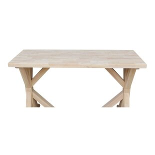Unfinished Console & Sofa Tables You ll Love