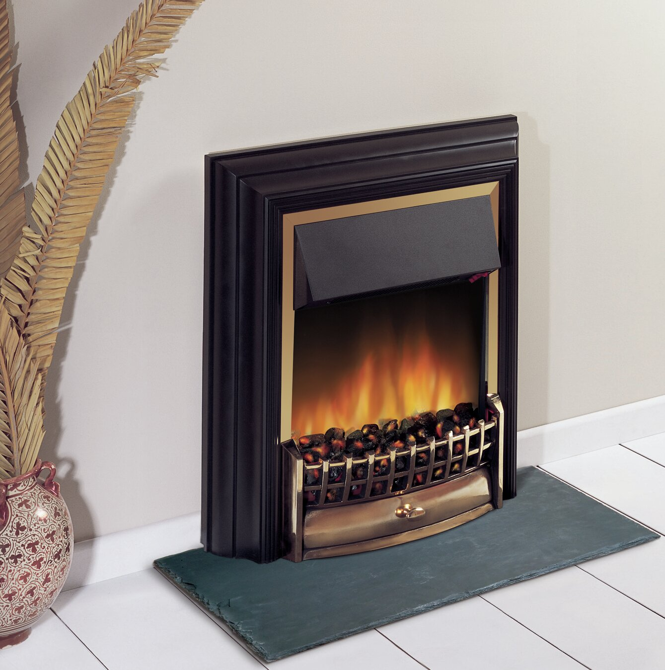 Cheriton Freestanding Optiflame Electric Fireplace