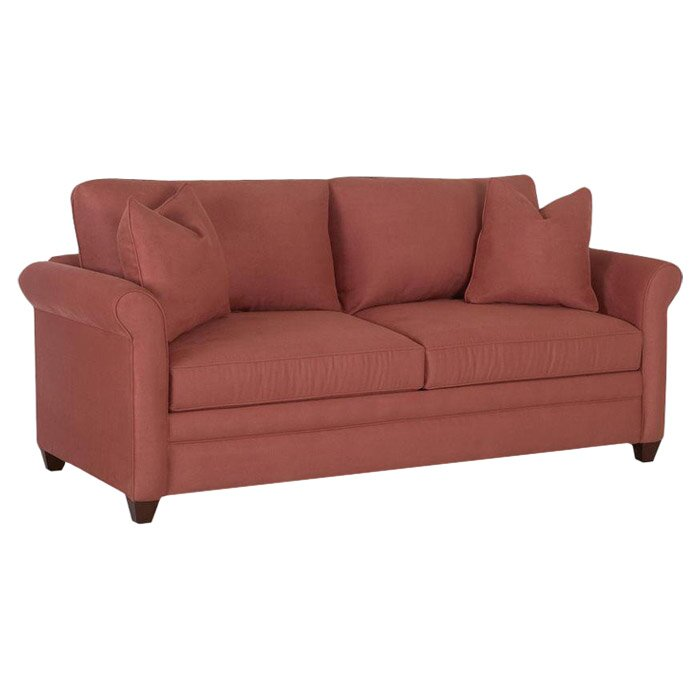 Ordinaire Devlyn Microsuede Dreamquest Sleeper Sofa