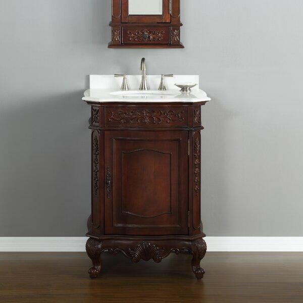 Mission Hills Rutherford 26 Single Bathroom Vanity Set Wayfair