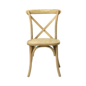 Sonoma Solid Wood Dining Chair by Commercial Seating Products