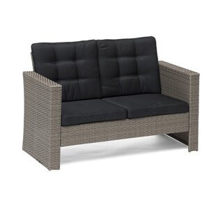 Tanger Sofa with Cushions by Home Loft Concept