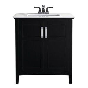 winston 31 single bathroom vanity set