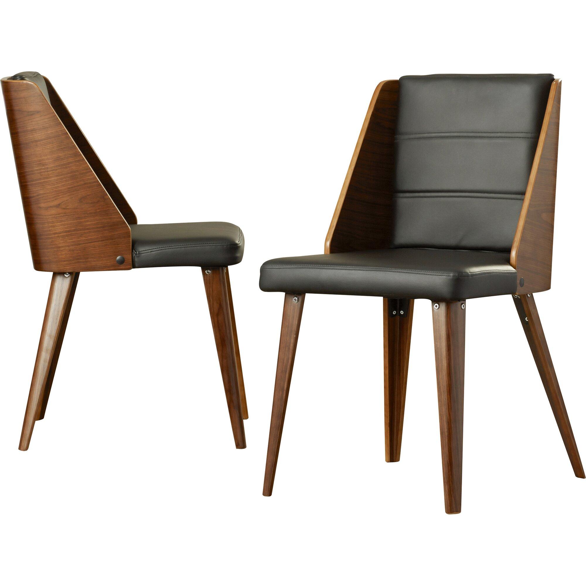 Wade Logan Melrose Side Chair Amp Reviews Wayfair Ca