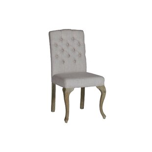 Avignon Stacking Dining Upholstered Dining Chair (Set of 2)