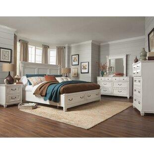 Solid Wood Bedroom Sets You\'ll Love   Wayfair