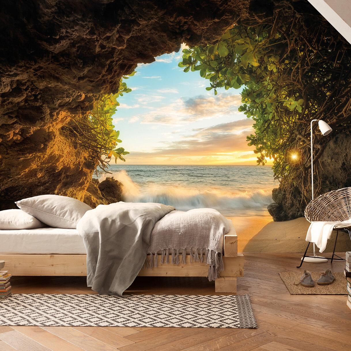 Wallpops Komar Hide Out Wall Mural Reviews Wayfair