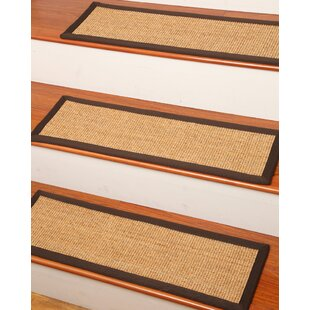 Montreal Beige Stair Tread (Set Of 13)