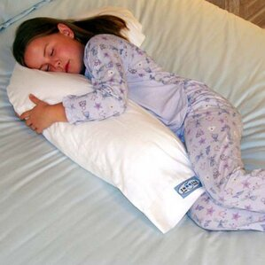 Junior Down Alternative Pillow by Snoozer Body Pillow