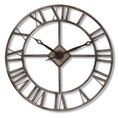Oversized 60cm Wall Clocks You Ll Love Wayfair Co Uk