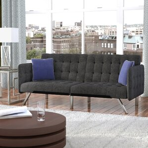 Wade Logan Littrell Convertible Sofa Image
