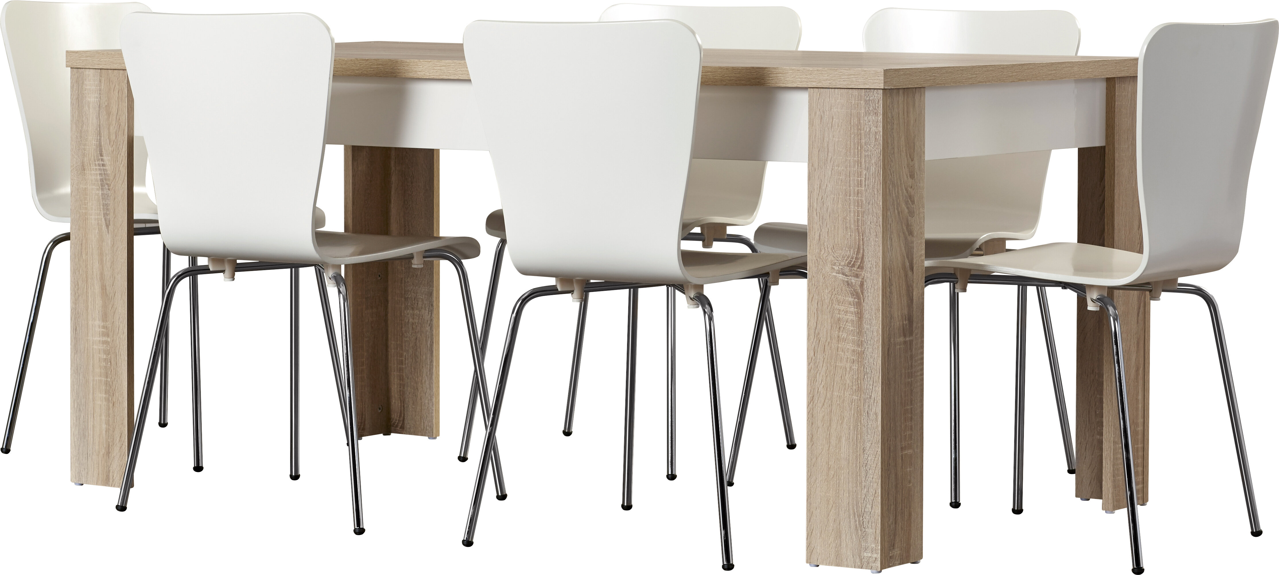 Algedi 7 Piece Dining Set & Reviews | AllModern