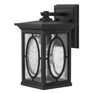 Randolph 1-Light Outdoor Wall Lantern