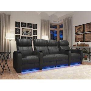 Octane Seating Diesel XS950 Home Theater Loveseat (Row of 4) Image