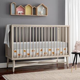 Dwell Studio Mid Century Crib Wayfair