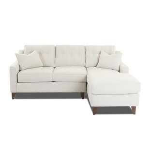 Charmant Pardo Small Sectional