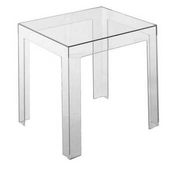 Kartell Ghost Side Table Reviews Allmodern