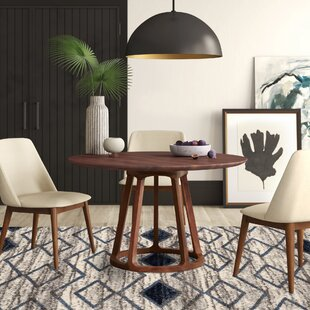 Liddle Solid Wood Dining Table