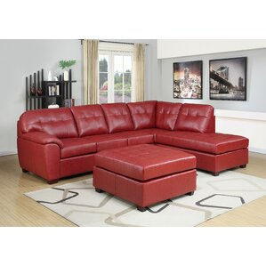 Caples Sectional by Darby Home Co